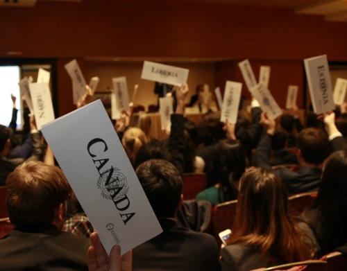 NWMUN-Seattle_Voting