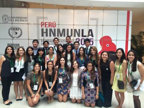 HNMUN Latin America was held in Peru this year
