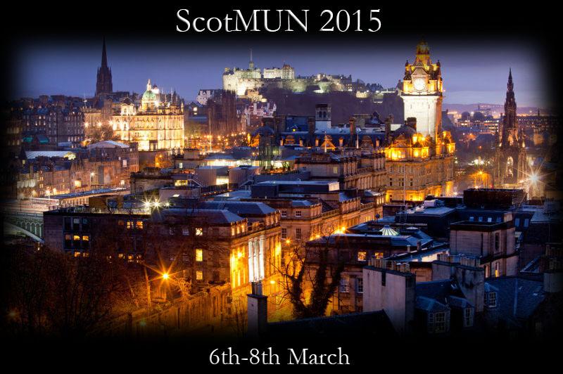 ScotMUN: Scotland Model United Nations