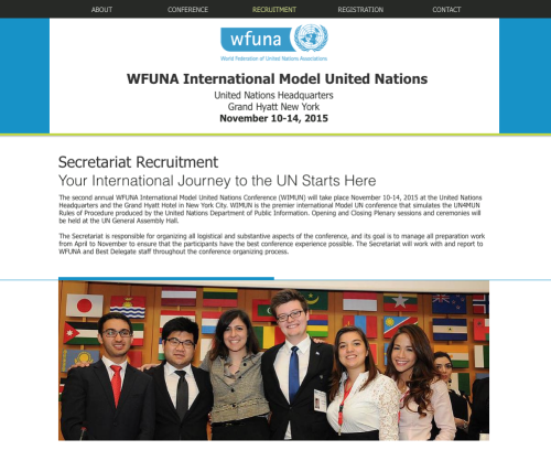 Secretariat Recruitment