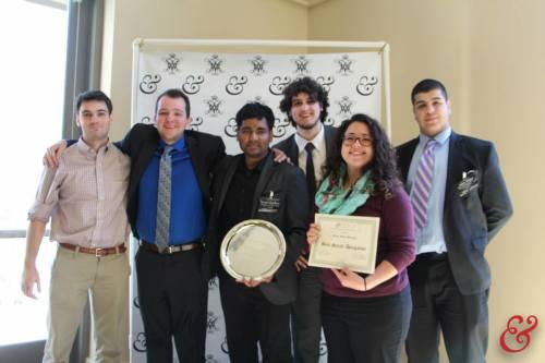 The George Mason University Delegation