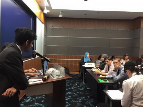 QLC 2015 debate