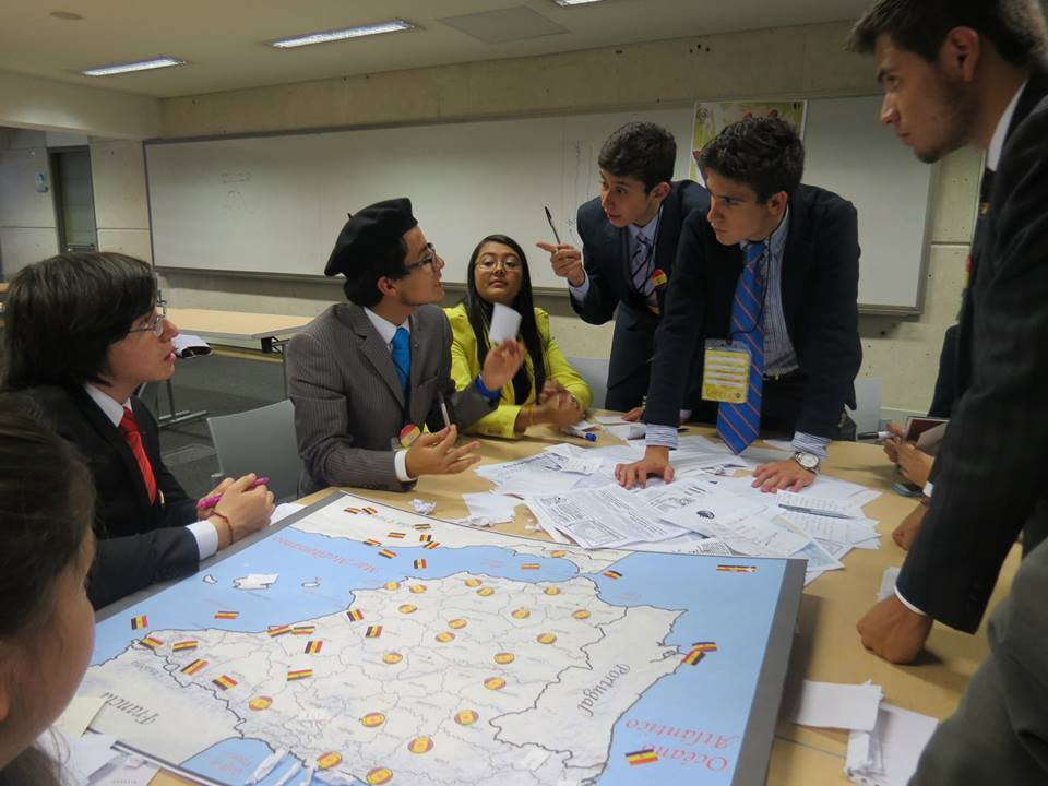 Image result for model UN crisis