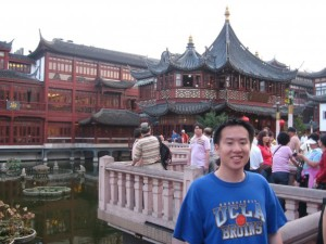 My interest in economic development led me to studying abroad in Shanghai