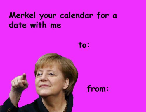 Merkel v day