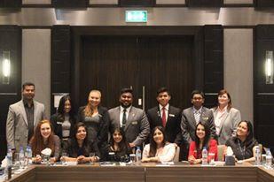 DIAMUN Secretariat: Ashish Tharoor, Suhail Mayor, Divij Brindal, Pooja Gandhi, Tanvi Dahiya, Neha Rathi, Mahir Shajin, Sara Atassi, Renessa Tahilramani, Sneha Somaya, Chakriya Rompho, and Saskia Langhammer.