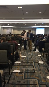 Over 350 Delegates debate Poverty Eradication in India in ECOFIN, one of the General Assembly Mains Committees at NHSMUN