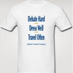 Debate Hard Shirt