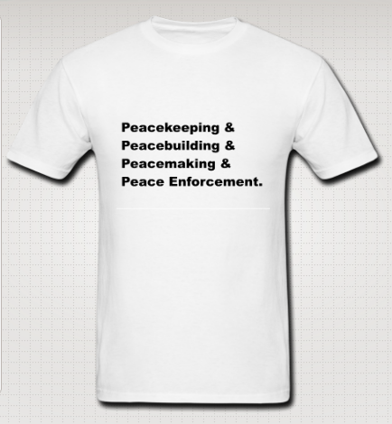 Peacekeeping Shirt