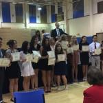 Santa Margarita recognizes student leadership in Model UN
