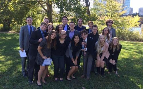 MSU Delegation Picture