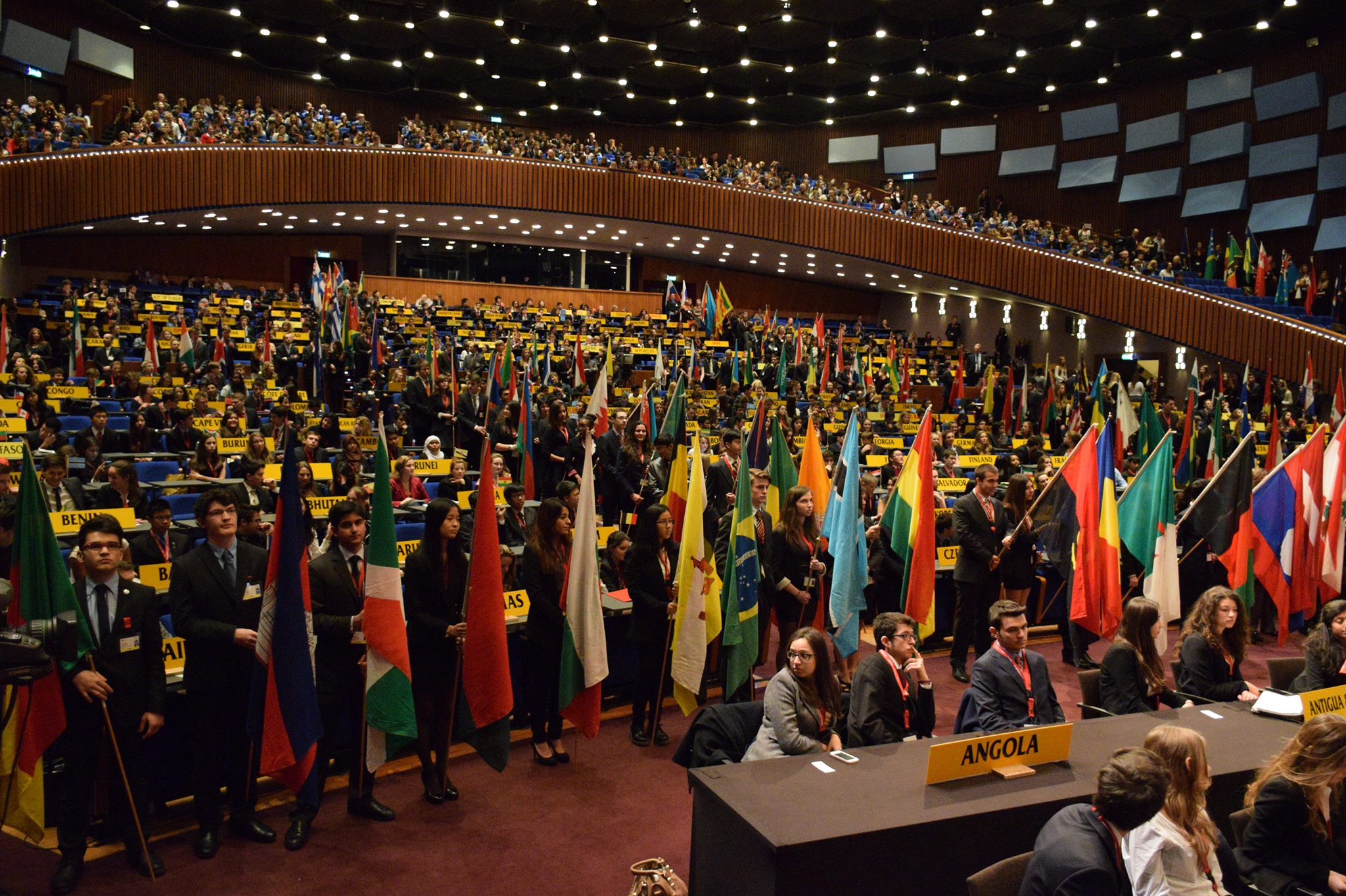 THE HAGUE INTERNATIONAL MODEL UNITED NATIONS RESEARCH REPORTS   DC