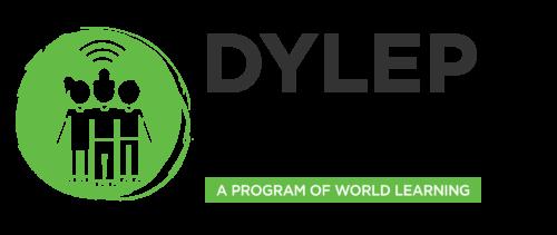 DYLEP Logo - Horizontal - Green and Black
