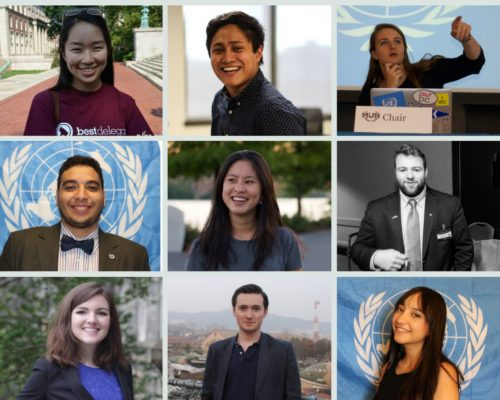 Model United Nations Leaders