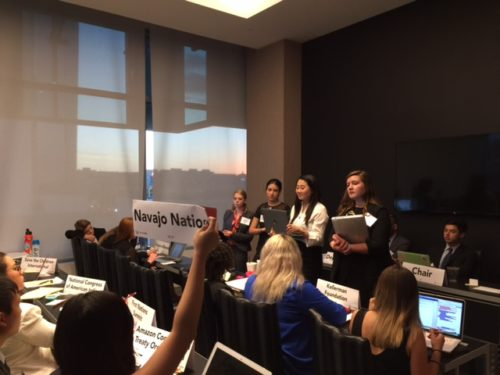 WCIP Resolution 1.1 addressed arbitration board biases and mobile health clinics. Women made up the entire author's panel.