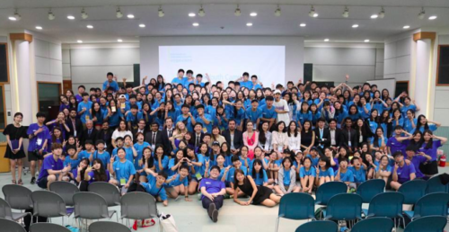 The WFUNA Youth Camp Korea brings UN4MUN to multiple academic levels