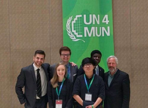 UN4MUN is now a sub-conference at WEMUN Expo in China