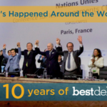 In the 10 years of Best Delegate (1)
