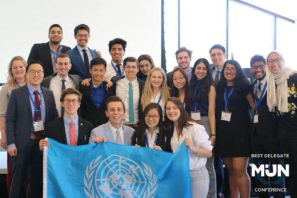 BDMUNC - Best Delegate Model United Nations Conference 2019